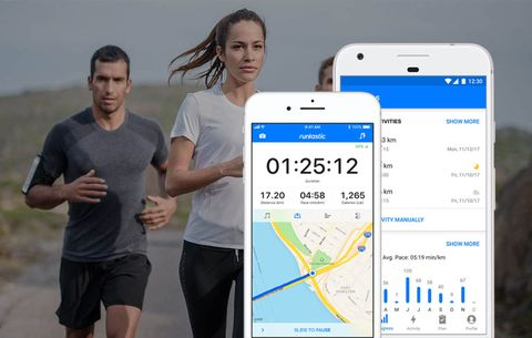 Runtastic apps