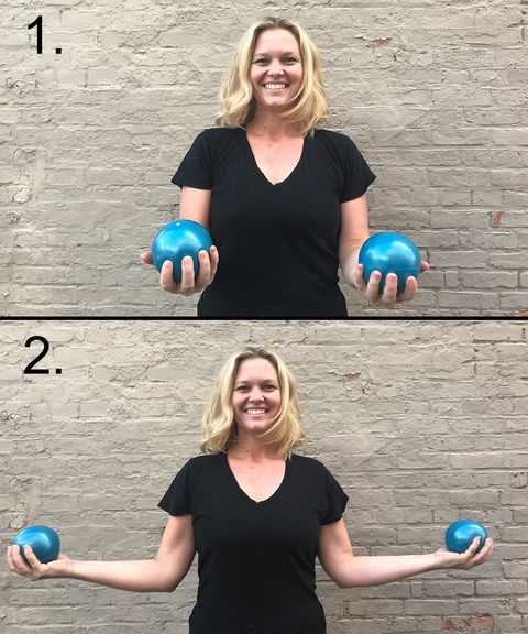 ​4 Simple Exercises for Stronger Arms