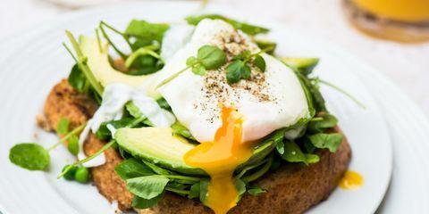 veggies breakfast