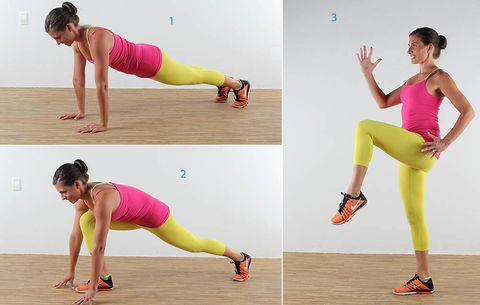 The 10-Minute, Total-Body HIIT Workout That Revs Your Metabolism