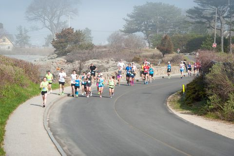 Maine Coast Marathon