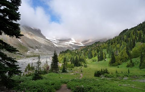 10 Camping Destinations With Great Running Trails | Runner's