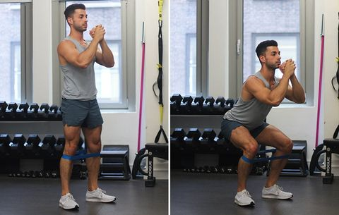 6 Resistance Band Exercises That Will Make You Stronger