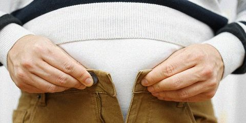 can't lose belly fat? it might be carb addiction