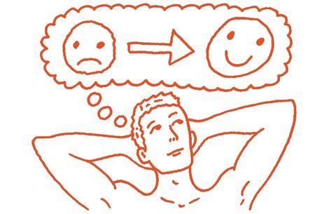 feel great after bad sleep