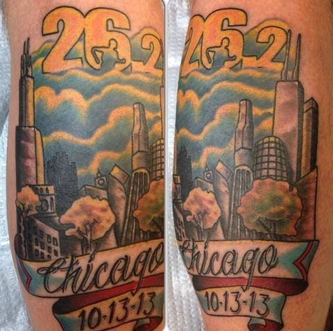 38 Amazing Running Race Tattoos Runners World