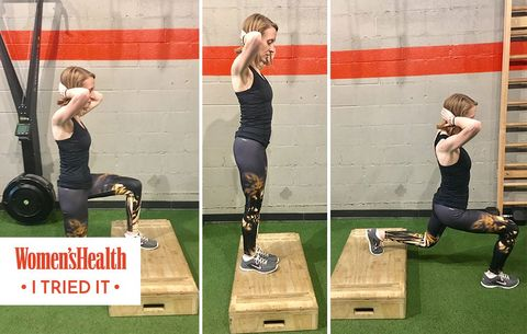 I Did 60 Lunges Every Day for 2 Weeks—Here's What Happened