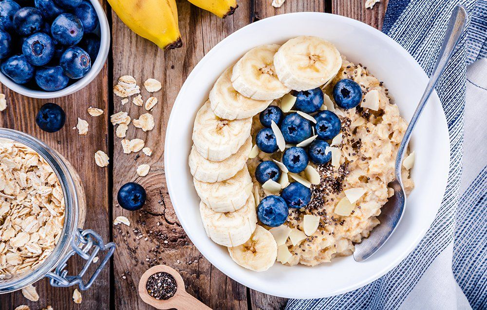 6 Delicious Ways to Add More Protein to Your Bowl of Oatmeal