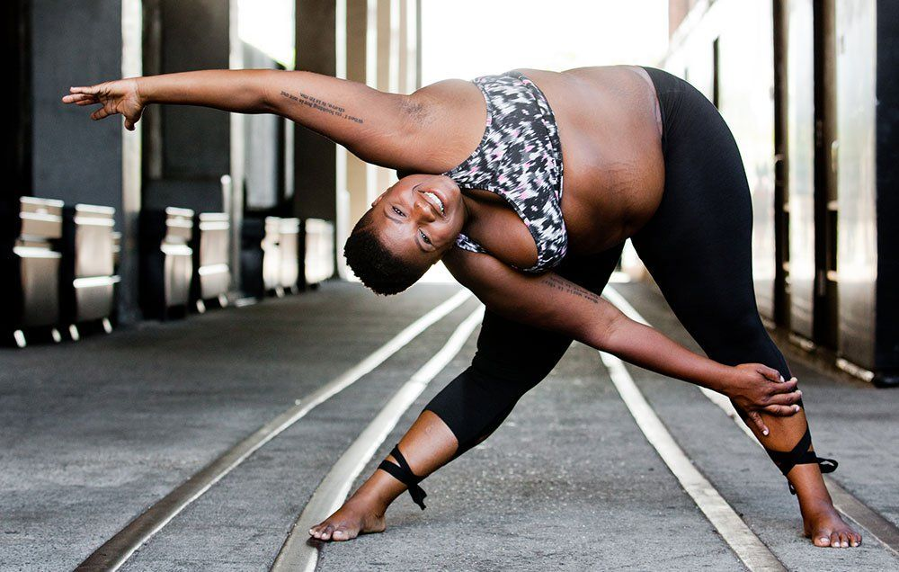 How This Yogi Is Reclaiming The Word 'Fat'