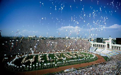 The 1984 Los Angeles Olympics: A Run to Glory   Runner's World