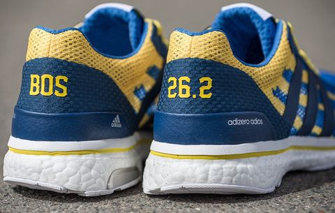 Adidas Adios Boston 2017