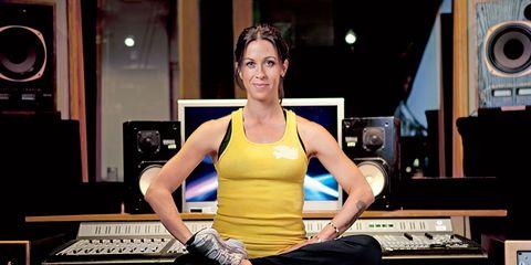 I'm a Runner: Alanis Morissette