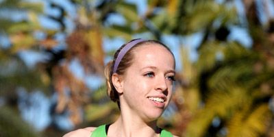 Running Times High School Athlete of the Week, Caroline Alcorta