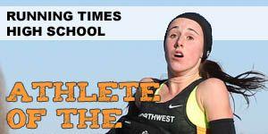 Alexa Efraimson, Running Times High School Athlete of the Week, Dec. 11, 2013