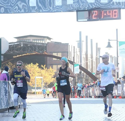 race finish photo 5K running