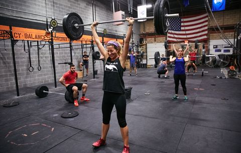 I Tried CrossFit for 30 Days to Improve My 5K  Here's What