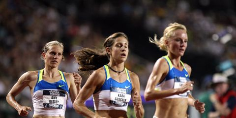 Amy Yoder Begley 2008 Olympic Trials
