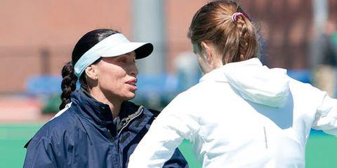 Andrea Grove-McDonough head women's coach Iowa State