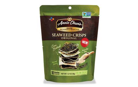 Annie Chun's Original Seaweed Crisps