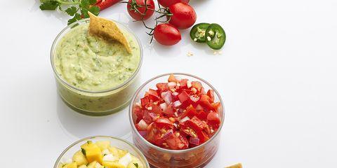 Food, Cuisine, Ingredient, Produce, Tableware, Bowl, Dish, Meal, Fruit salad, Leaf vegetable,