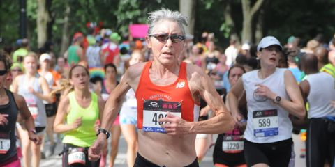 Eyewear, Face, Head, Vision care, Mouth, People, Recreation, Endurance sports, Running, Athlete,