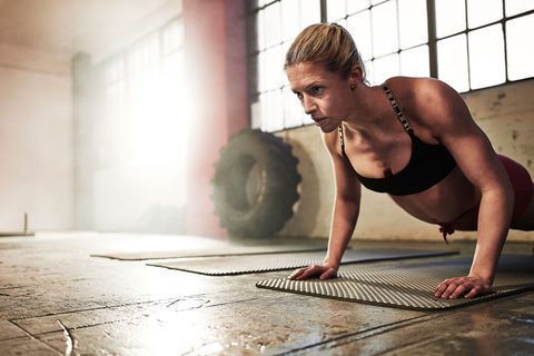 How Many Calories Can Runners Really Burn During a Bodyweight Workout?