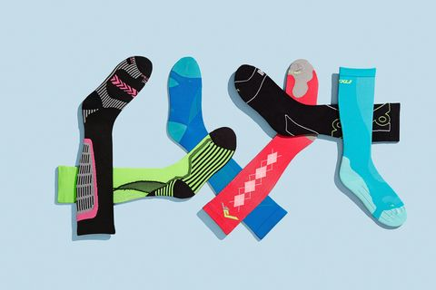 5166edb15d Ask the Gear Guy: How to Wear Compression Socks | Runner's World