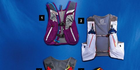 Blue, Product, White, Red, Personal protective equipment, Carmine, Pattern, Boot, Brand, Vest,