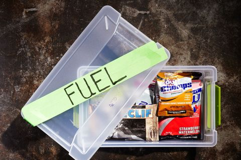What to Eat to Fuel a Trail Run
