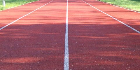 Grass, Red, Line, Asphalt, Maroon, Colorfulness, Parallel, Shade, Tar, Coquelicot,