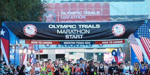 Men's 2012 Olympic Marathon Trials