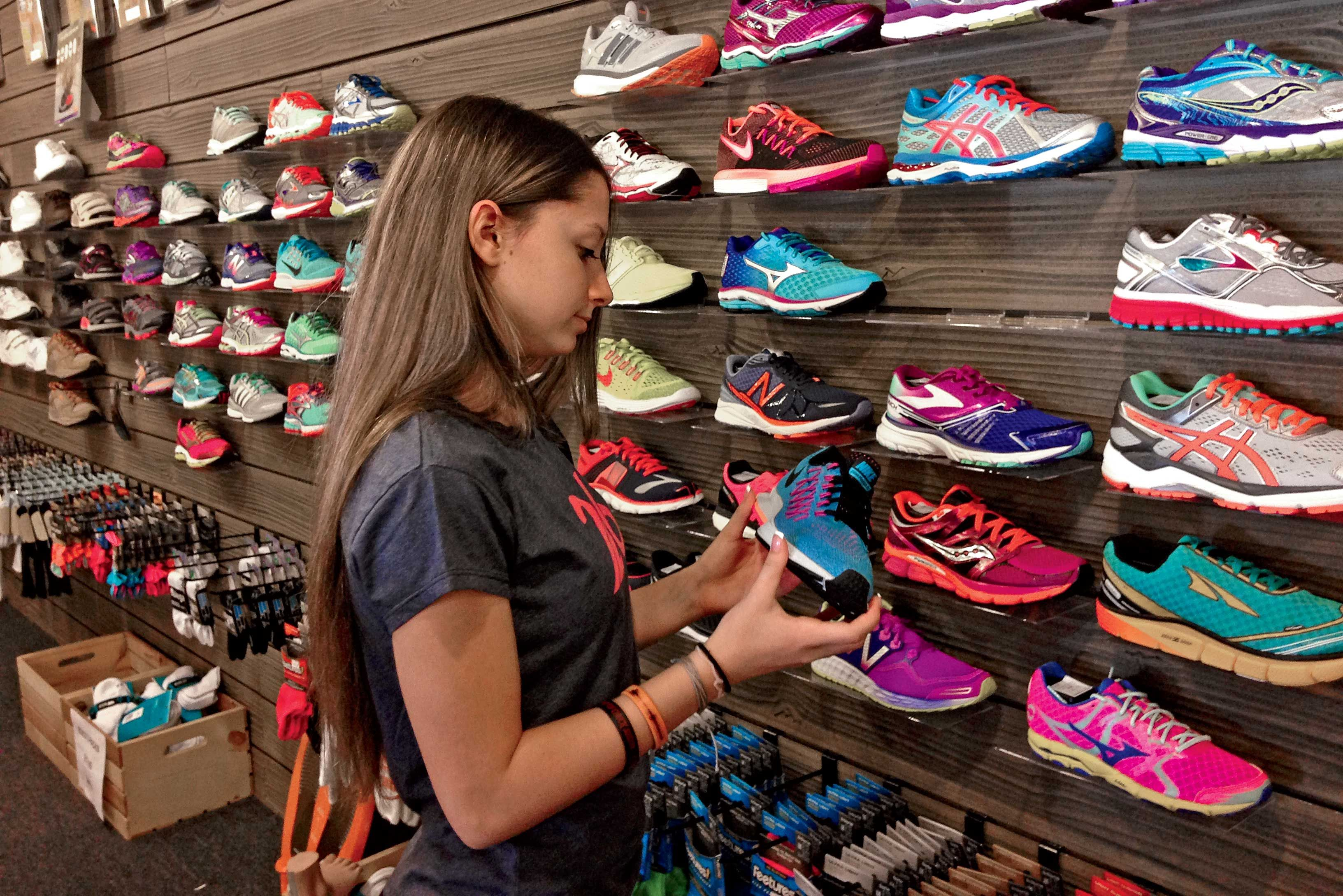Cross Country Running Shoes - 7 Things