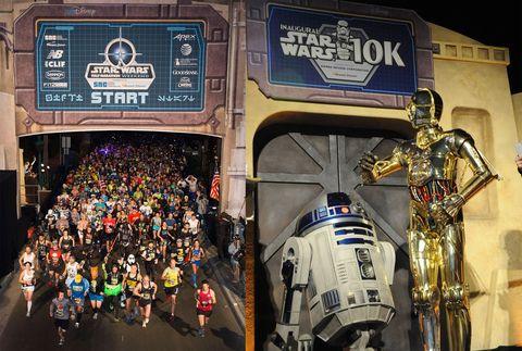 Star Wars Half Marathon Coming to Disney World
