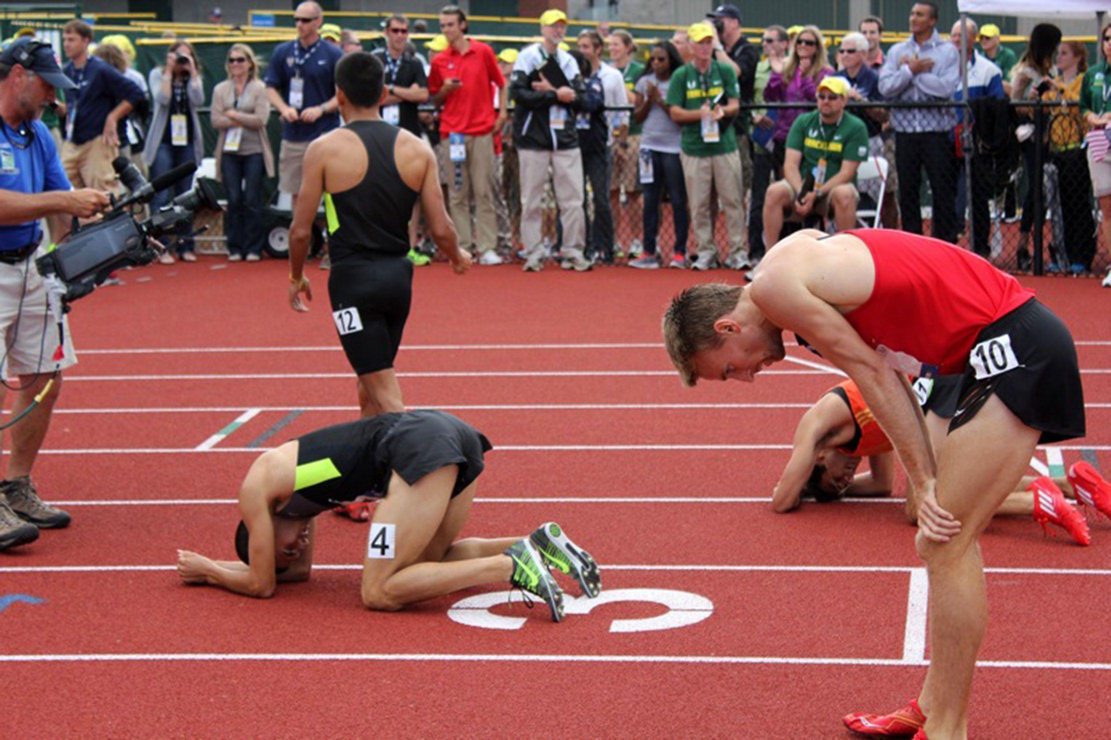 5 Reasons That Running Can Make You Puke | Runner's World
