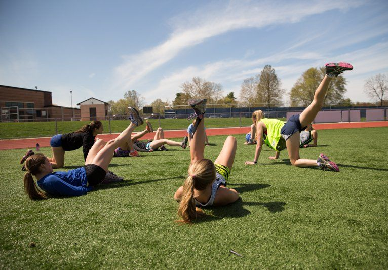 Strength Training for High School Runners