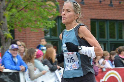 Marathoner, 60, Keeps Two Running Streaks Alive
