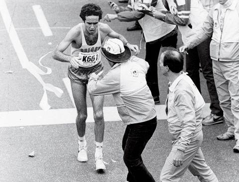 Alberto Salazar's First Great Race