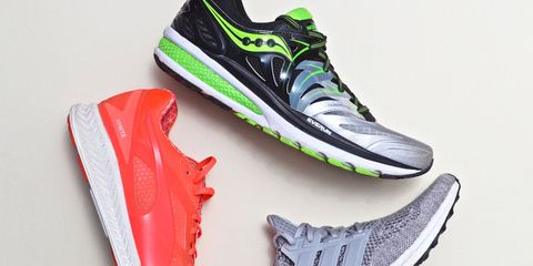 Product, Shoe, Sportswear, Athletic shoe, Red, White, Line, Logo, Light, Sneakers,
