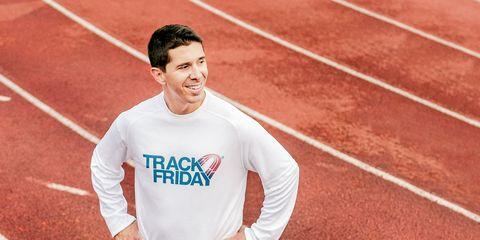 Get on Track Eric Rubinson