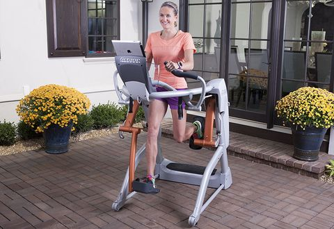 A Cardio Machine That Truly Mimics Your Running Form