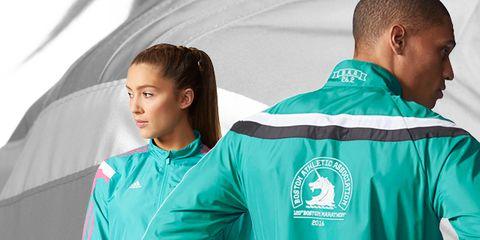 Jacket, Sleeve, Green, Jersey, Sportswear, Uniform, Team, Sports jersey, Buzz cut, Top,