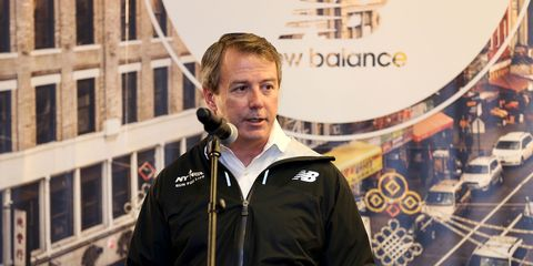 New Balance president and CEO Rob DeMartini