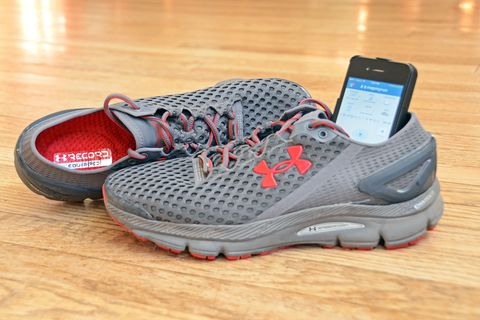 First Run: Under Armour's Smart Shoes