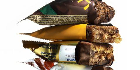 Packaged energy bars