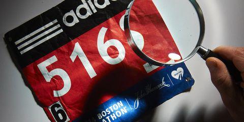 Cheaters at the Boston Marathon