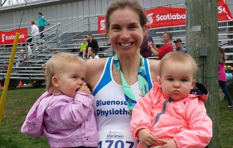 New Mom Celebrates Mother's Day With Marathon Win | Runner's