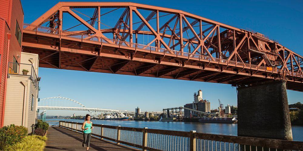Rave Run: Portland, Oregon