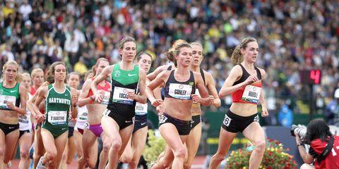 2012 Olympic Trials women's 5,000 meters