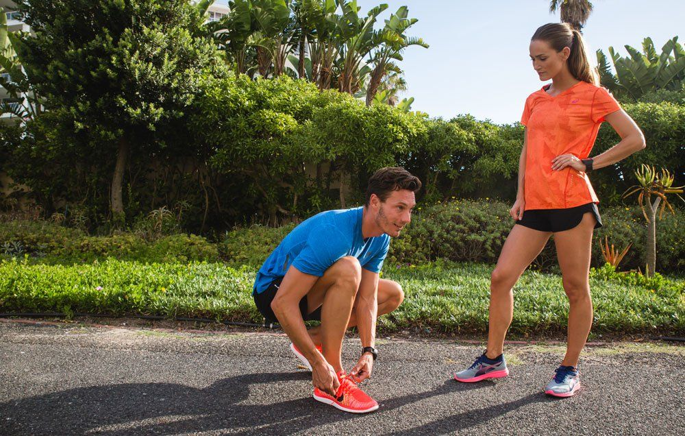 How to Deal With an Annoying Running Partner