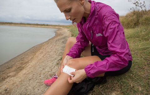 How to Prevent and Treat Trail Running Injuries